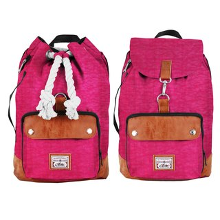RITE twin package ║ boxing bag x exploration package (L) - washing pink ║