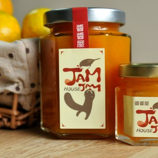 Sour orange marmalade sauce house