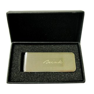 Blink, Money clip steel steel silver paper clip