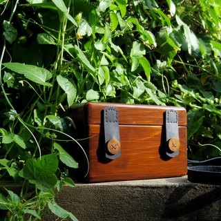 WT wooden bag (real wood)