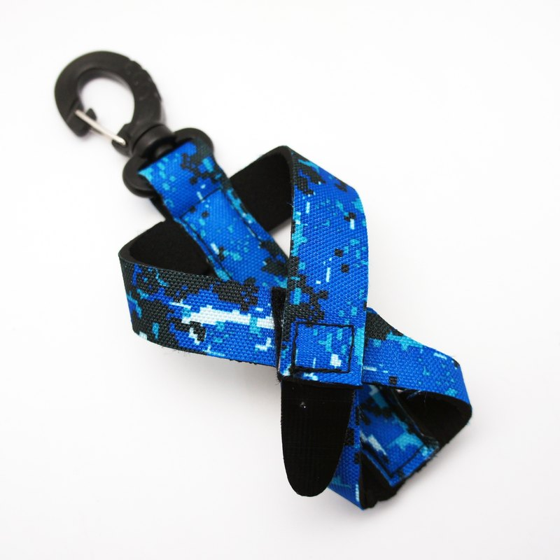 BLR Kendama holder [ Blue Digital Camouflage ] KC04