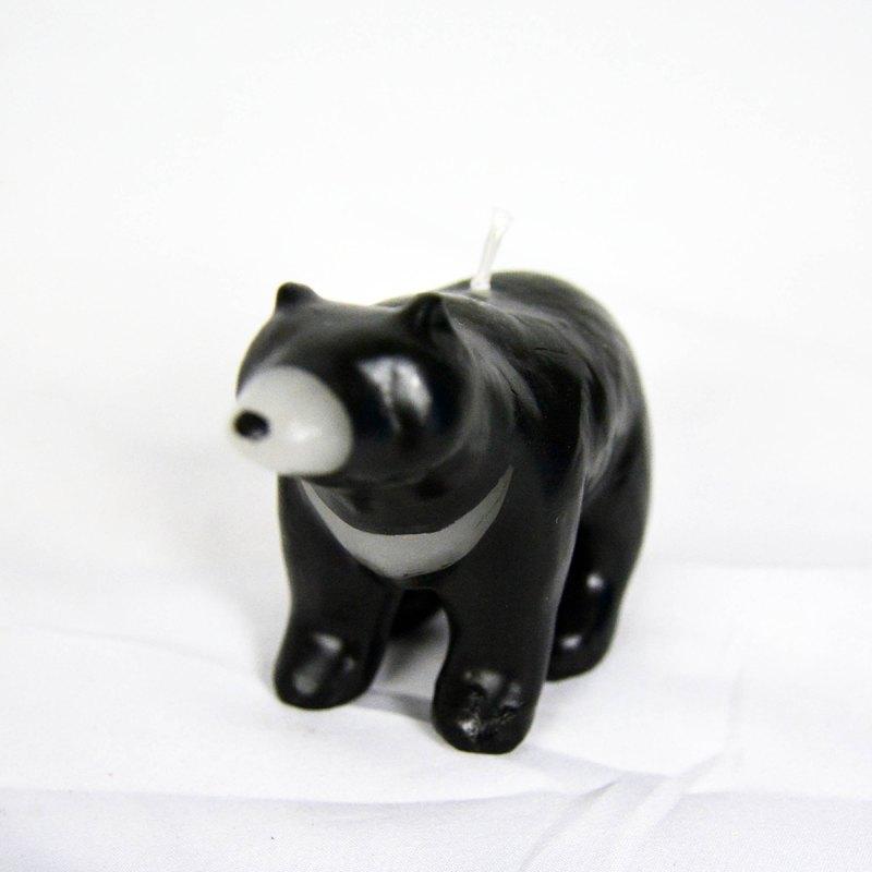 台灣黑熊蠟燭-公平貿易