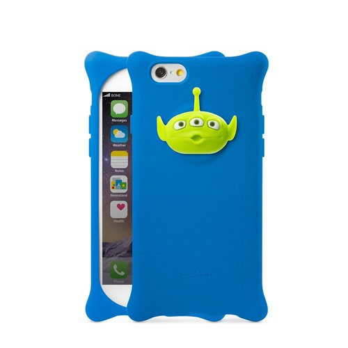 Bone Toy Story iPhone 6 Bubble Case - Three Eyes Aliens