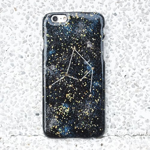 Stardust Series ll ll sign hand-painted oil painting style Phone Case