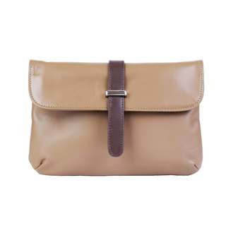 Amore Ejiao Phoebe 7-inch Tablet Portable Bag - Camel No. 2