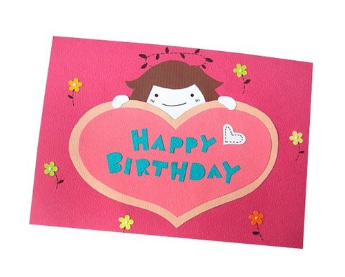 Craft Cards: love angel send birthday cards (greeting card, greeting)