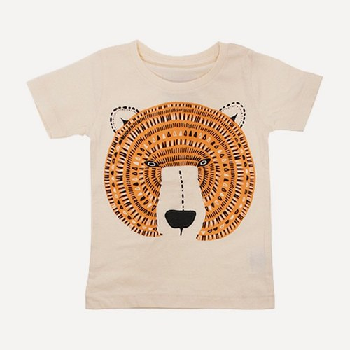 Amabro Honey Tee · Bear · 2 years