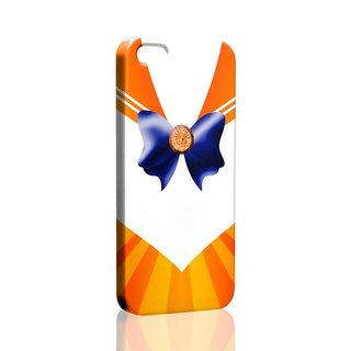 Sailor uniform orange iPhone X 8 7 6s Plus 5s Samsung S7 S8 S9 phone case