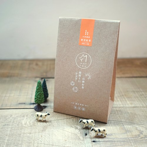 【Wolf Tea】Tea Bags - Milky Oolong Black Tea