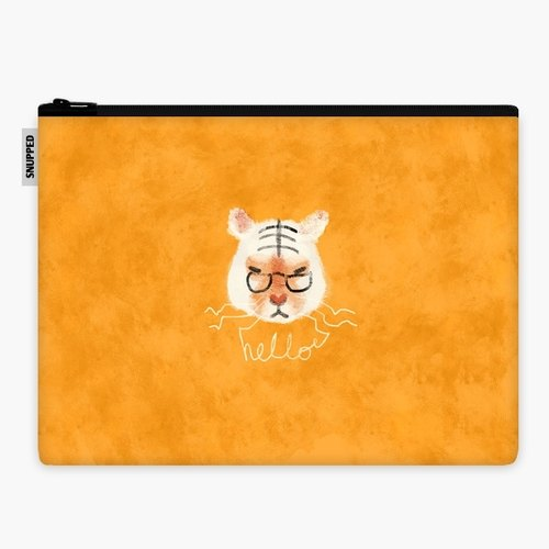 SpaceSuit - Document Pouch - Hello Tiger