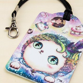 Good meow Universal Card Case - sweet cat