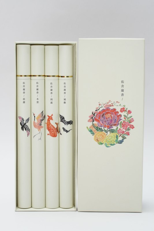 Ning Incense--- Incense Sticks Giftbox