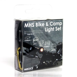 [MOGICS] Moqi off lights Outdoor Mountain Biking lamps