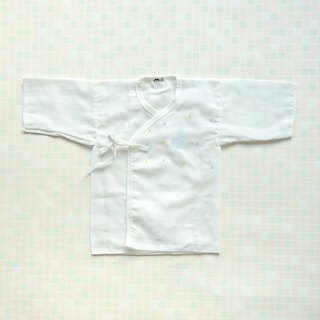 Clothes for the baby's first 100% pure cotton commoner single package