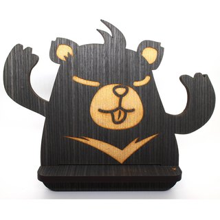 MuMu Sweety ✿ bear / mobile phone holder / flat seat