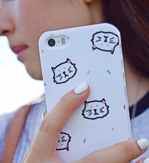 Cat iphone case Iphone 8 plus case Iphone x case Animals Samsung s8 plus case