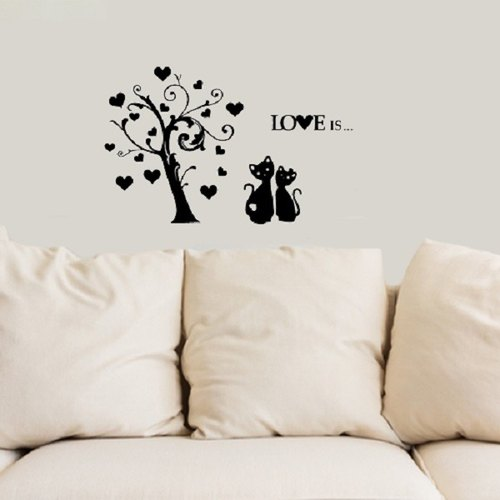 """Smart Design"" Creative Seamless wall stickers ◆ Giving Tree"