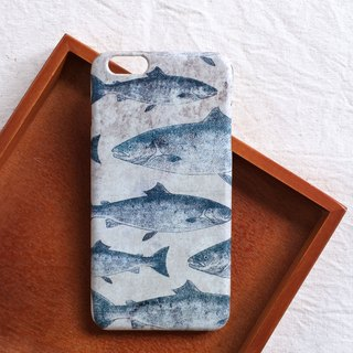 iPhone 5 / 5s / SE in the ocean phone case hard shell matte