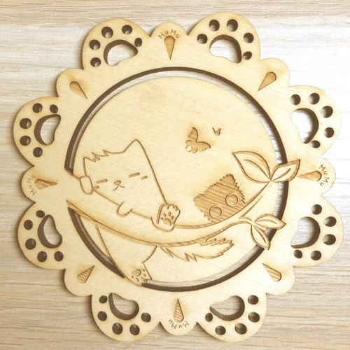 MuMu Sweety ✿ boom's nap time / cypress coasters