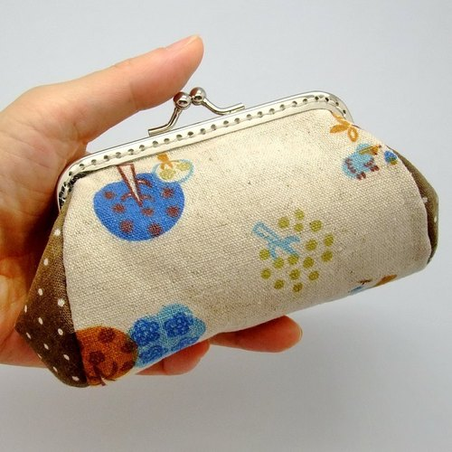 Small clutch / Coin purse / card holder (SF012)