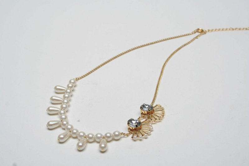 Autumn and winter new products - Urbano necklace / JC2107