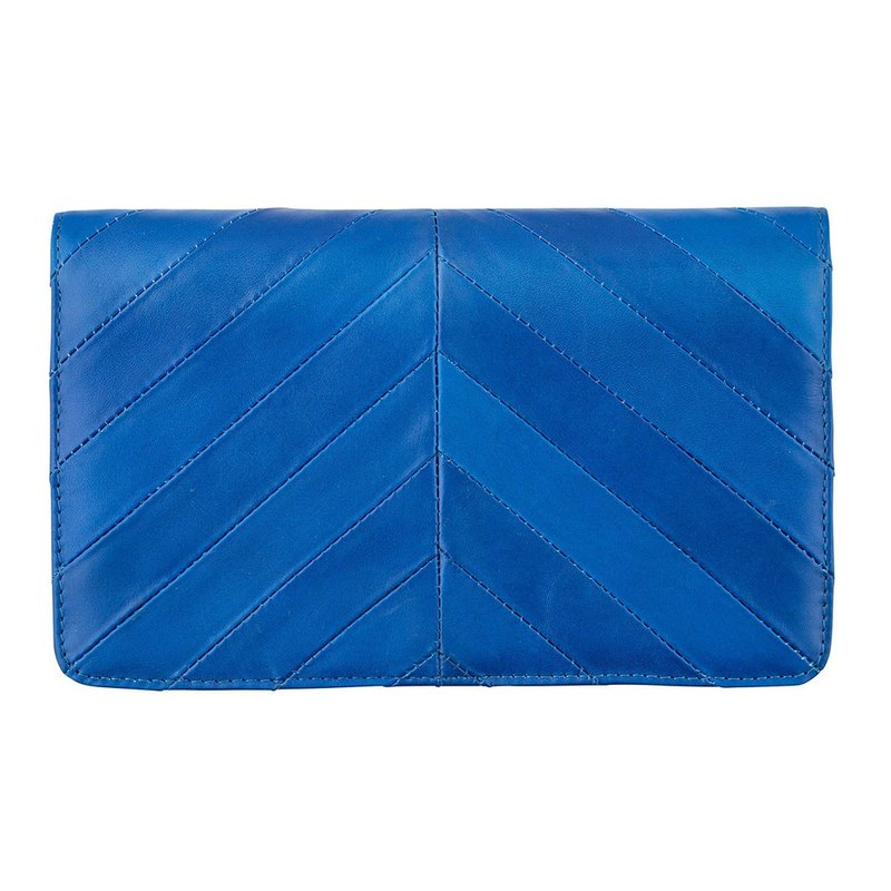 MILDRED Clutch_Blue / Blue