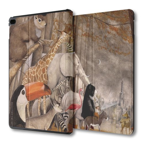AppleWork iPad mini 1/2/3/4 multi-angle flip holster true meaning of love in the end? PSIBM-015