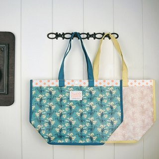 TAIWAN DNA Boat shaped bag - Lilium formosanum