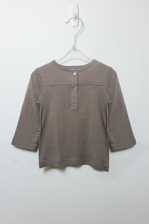 Brown thin Tunic (8 to 12 years old)