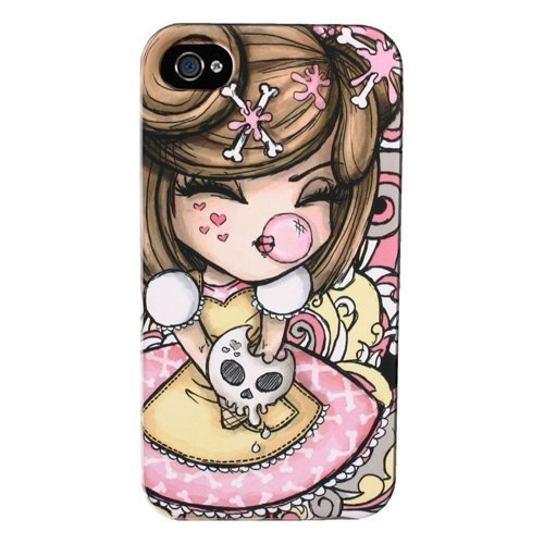 Kimmidoll Love- and love doll iPhone 4 / 4s Case US real Yumi