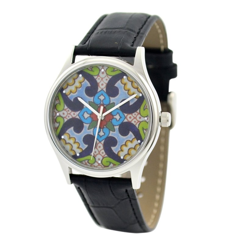 Ornamental Tile Pattern Watch - FREE SHIPPING
