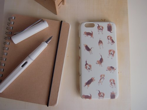 Beagle iPhone 6 /6s/ iPhone 7 Case Cover
