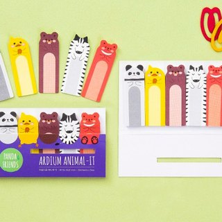 ARDIUM cute animal notes - Panda and Friends