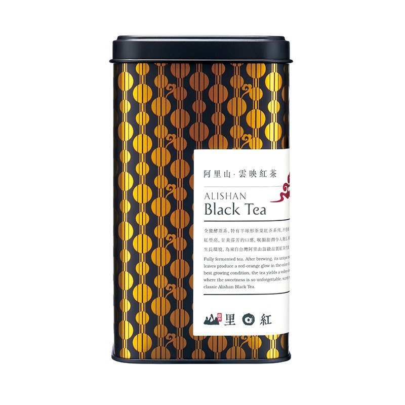 [Red] cloud mapping mountains Day Tea -150g / box