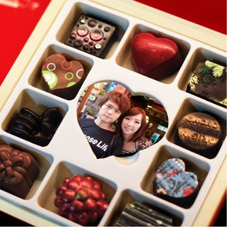 Happy Cocoa - Customized Valentine Gift favorites