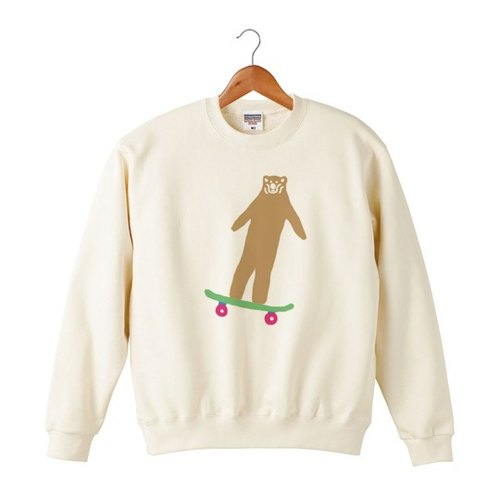 Skate Bear # 4 Sweat