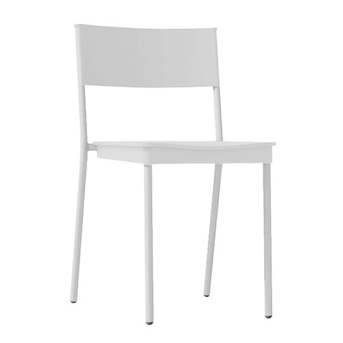 LÄTT Broadbent chair _DIY Stacking Chair / white (trade only distribution Taiwan)