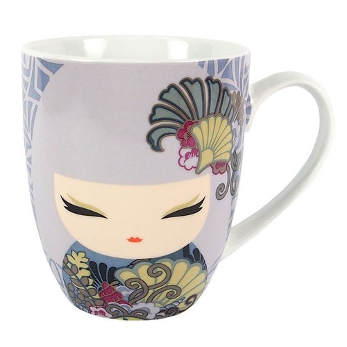 ♡ ♡ Kimmidoll and blessing new doll mug Airi