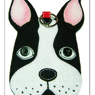 Boston Terrier card sets
