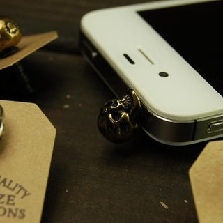 FTW Skull Pierce for Smart Phone FTW Skull headphone plug