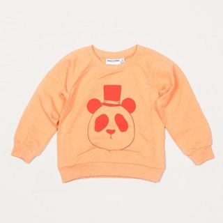 Sweden mini rodini panda little gentleman shirt (pink)