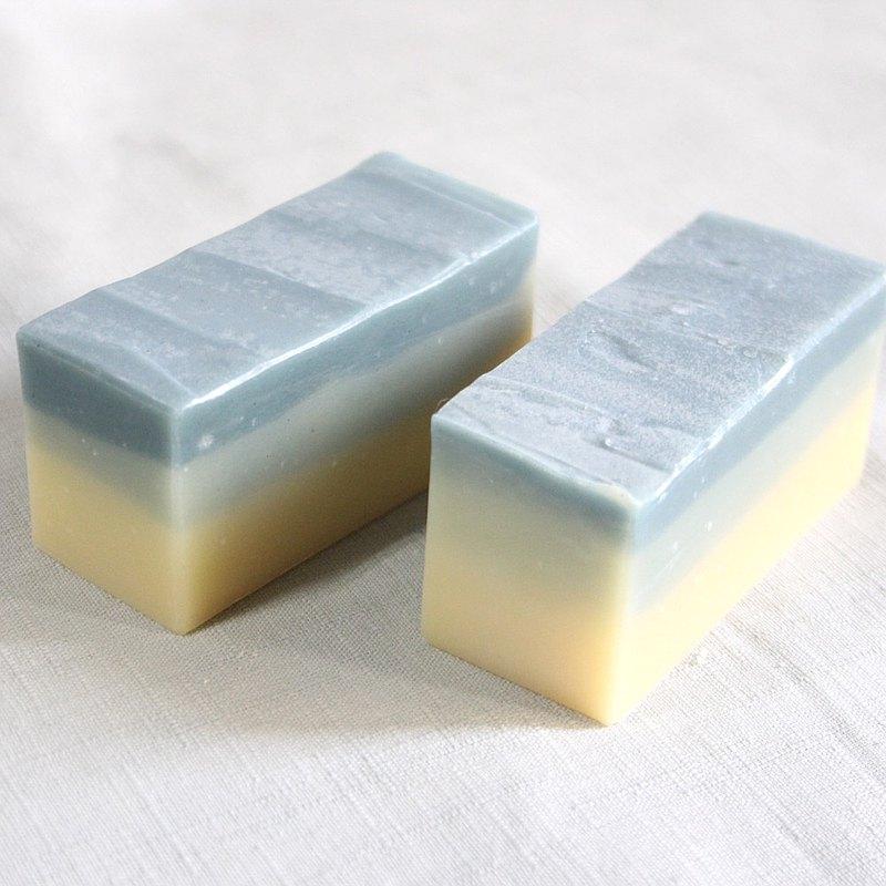 薄荷涼爽皂 - 夏皂 油性髮質 油性肌 洗後有微涼感
