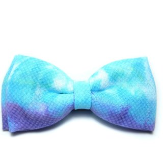 ▲ rendering psychedelic tie Hand-made Bow Tie