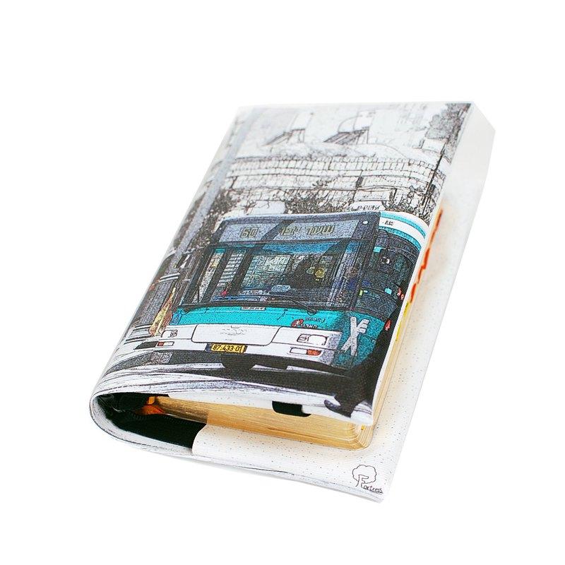 Jerusalem bus---訂製聖經套/書套