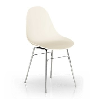 TOOU Side Chair (米色)