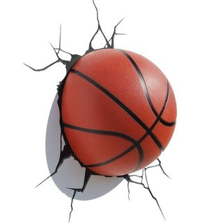3D Light FX - Sport Series Basketball - 3D立體造型燈 藍球