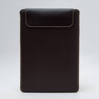 iPad mini3 Leather Case (with cover) - Free Lettering