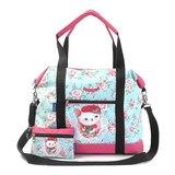 喵伊 - 喵咪小畫家| 旅行袋 | 大容量 | 肩背包 | 斜背包 | 手提包