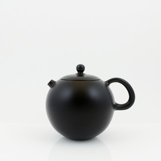 Carburizing kept the beauty teapot
