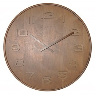 NeXtime - Wall Clock Wood Wall Clock
